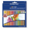 Creioane colorate Noris Triplus 24/set