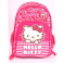 Ghiozdan CL 0 Hello Kitty Roz Dungi