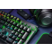 Tastatura Razer Blackwidow Elite Orange switch, cu fir, US layout, neagra, Chroma backlighting with