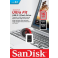 USB Flash Drive SanDisk Ultra Fit, 16GB, 3.1, Reading speed: up to 130MB/s