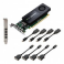 Placa video PNY NVIDIA VCQK1200DVI-PB, Quadro K1200, PCI-E, 4096MB GDDR5, 128 bit, 80 GB/s, 2*DVI, mDP,