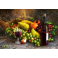 Puzzle 1000 piese Fruit and Wine