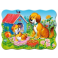 Puzzle 30 piese Dogs in the Garden