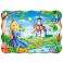 Puzzle 30 piese The Princess and the Frog