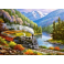 Puzzle 300 piese Eagle River