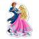 Puzzle 4 in 1 Princesses in Love