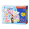 Puzzle 4 in 1 World of Princesses 5031