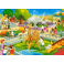 Puzzle 60 piese Zoo Visit