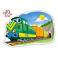Puzzle Funny Trains