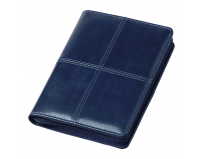 Agenda de Lux cu fermoar Bluette 15x21 cm