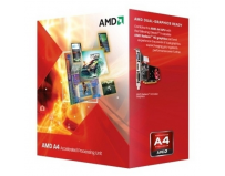 Amd fm2 a4  x2 4020 3.20/3.40ghz, 1mb cache,  65w, box (ad4020okhlbox)