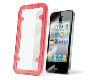 Aplicator folie protectoare iphone 4 (perfettoiphone4)