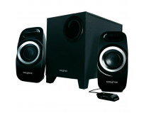 Boxe creative 2.1  inspire t3300 black, rms: subwoofer 16w, 2 channels*5.5w (51mf0415aa000)
