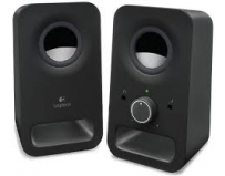 Boxe logitech 2.0 z150  rms power: 3 w , black (980-000814)