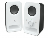 Boxe logitech 2.0 z150  rms power: 3 w , white (980-000815)