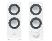 Boxe logitech 2.0 z200  rms power: 10 w , white (980-000811)