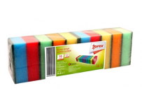 Bureţi simpli coloraţi Zorex Basic 10 buc/set