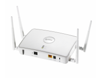 Business access point wireless n 300mbps 2.4ghz + 5ghz, single radio, wpa2, wmm, auto traffic classifier, 8x ssid, 1x port 10/100/1000mbps, poe, zyxel nwa3160-n-eu01f