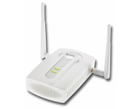 Business access point wireless n 300mbps 2.4ghz, wpa2, wmm, 4x ssid, 1x port 10/100/1000mbps, poe, zyxel nwa1100-n-eu01f