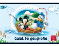 Caiet geografie Mickey Mouse, Pigna.