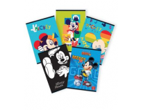 Caiet tip 1, A5, 24 file, Mickey Mouse, Pigna.