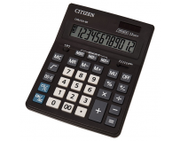 Calculator Citizen de birou cu 12 digiti CDB1201-BK