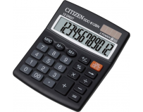 Calculator de birou Citizen, 12 digiti, SDC812BN