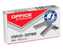 Capse 24/6, 1000/cut, Office Products