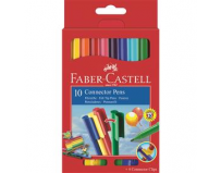 Carioca Connector 10/set  Faber-Castell