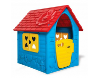 Casuta de joaca my first playhouse blue, 98 x 90 x 106 cm