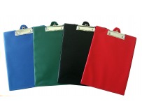 Clipboard simplu A4, color, PVC