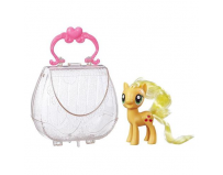 Figurina My Little Pony Applejack in gentuta de gala