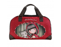 Geanta weekend Gorjuss - Little Red Riding Hood