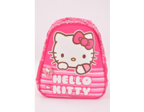 Ghiozdan Gradinita Hello Kitty Roz Dungi Hello Kitty