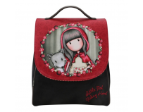 Gorjuss Rucsac cu broderie Little Red Riding Hood