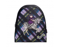 Gorjuss Rucsac mic Tartan The Dark Streak