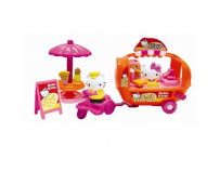Hello Kitty - Pizzerie pe roti Ara Toys