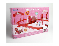 HELLO KITTY SET TREN EXPRES ARA TOYS