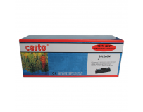 CARTUS TONER COMPATIBIL CERTO NEW Q2612A Black ptr HP 1010/1012/1015/1018/1020/1022/1022N/1022NW