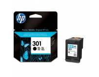 HP 301 Black Ink Cartridge with Vivera Ink