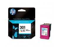 HP 301 Tri-colour Ink Cartridge with Vivera Inks