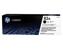 HP 83A Black LaserJet Toner Cartridge (1.500 pag)