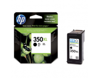 HP 350XL Black Inkjet Print Cartridge