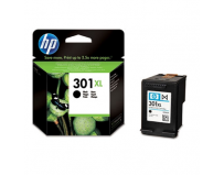 HP 301XL Black Ink Cartridge with Vivera Ink