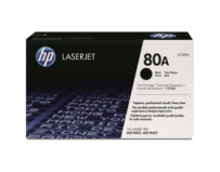 HP 80A LaserJet Black Print Cartridge M401/M425 (2700 pag)