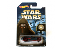 Hot Wheels Star Wars: Ettorium Kylo Ren masinuta 1/64 - Mattel