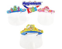 Hygienium Kids Viziera Unicorn Pink/ Smiley Face/  Dragon
