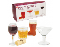 Set 4 mini pahare  coctails