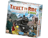 Joc de societate ticket to ride europe in limba romana