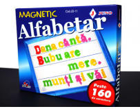 Joc educativ, Alfabetar Magnetic, Juno